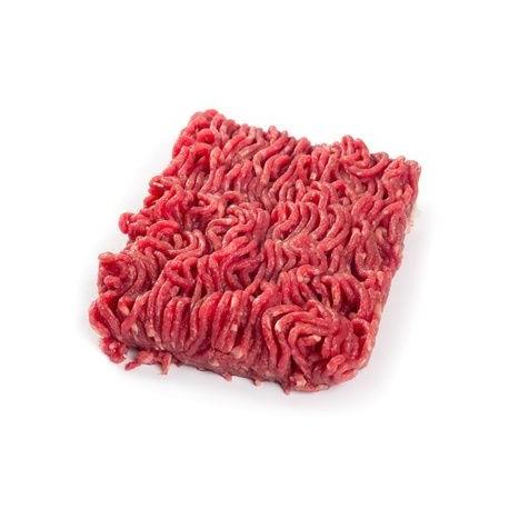 Viande de veau naturel hachée