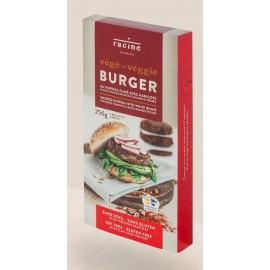 végé burger paprika
