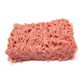 Viande hachée de porc naturel
