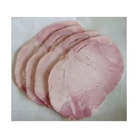 Rôti de porc à l'ail