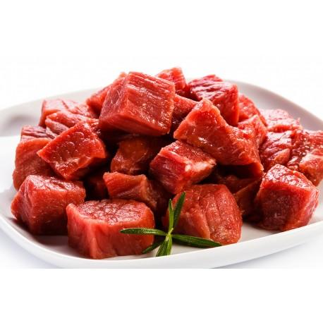 Cubes à souvlaki de veau naturel