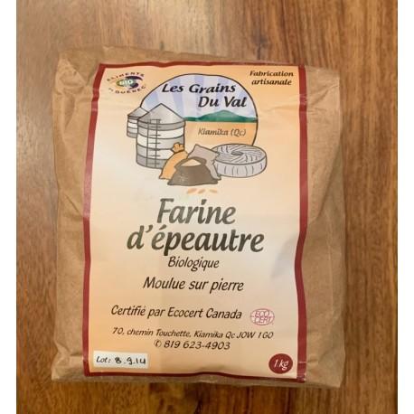 Farine de sarrasin biologique 1 Kg
